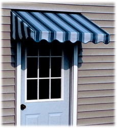 Fabric Door Canopies