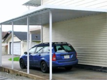Fixed patio cover systems