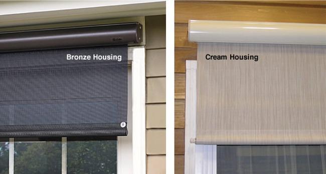 Solar Screens Sunsetter Easyshade Solar Blind Fabrics