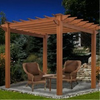 Lakewood Pergola by New England Arbors
