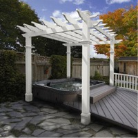 Liberty Pergola by New England Arbors