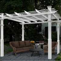 Luxor Pergola by New England Arbors