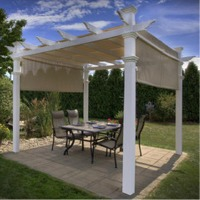 Malibu Pergola by New England Arbors