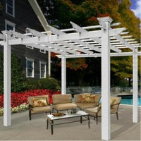 Mirage Pergola by New England Arbors