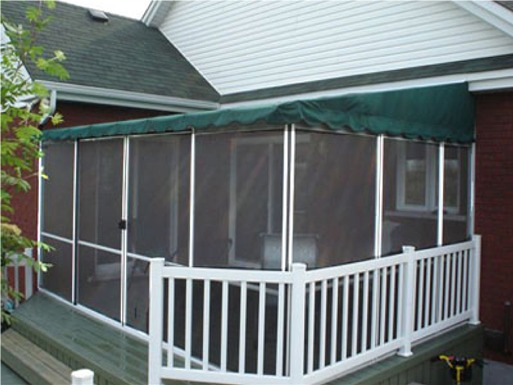screenrooms deck enclosure kits in canada patio plus features