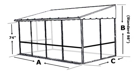 Building Clients For Life One Home At A Time Cont furthermore  further Page38 additionally 051h 0197 additionally Gable Framing Diagram. on screen porch roof framing