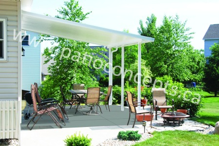 Patio Covers And Deck Awnings Aluminum Awnings