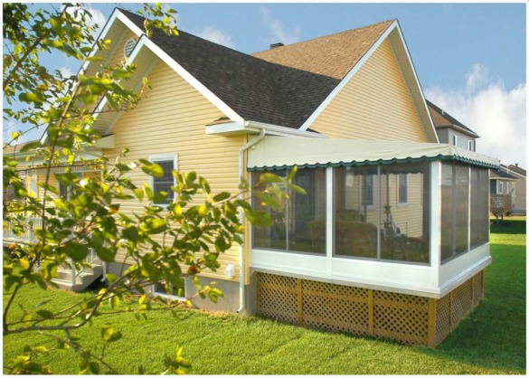 screened patio enclosures patio room kits in canada the polaria