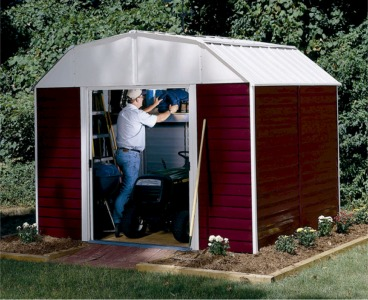 Garden Sheds Canada arrow sheds in canada | lawn and garden metal sheds | metal