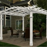 Rio Pergola by New England Arbors