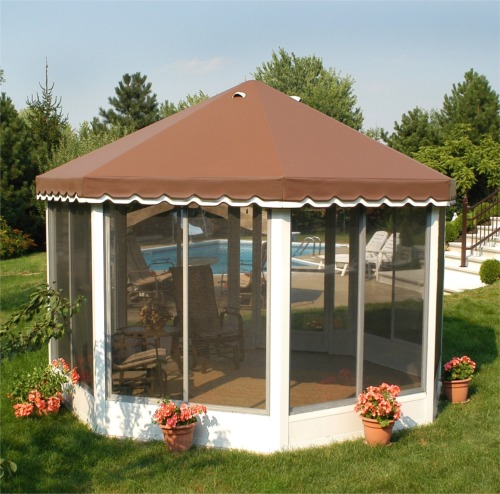 Ocatgon Spa Enclosure Kits In Canada The Carrousel Hot