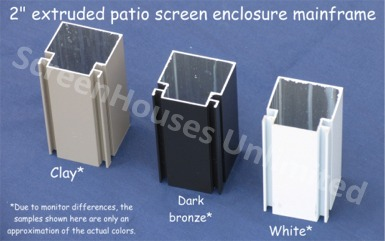 Porch Screening Kits Screen Enclosure Systems Screened