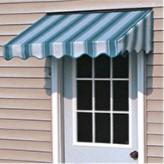 Aluminum & Fabric Window Awnings | FutureGuard & NuImage ...