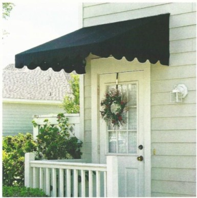 Fabric Door Canopies Canada