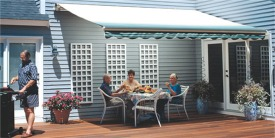Sunsetter Retractable Patio Awnings