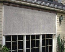 Solar Shade For The Exterior Of The Home