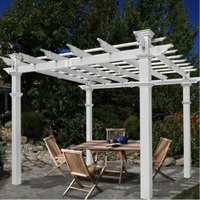Venetian Pergola by New England Arbors