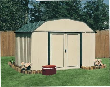 Arrow sheridan vs108 shed canada lawn and garden metal for Garden sheds canada