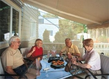 SunSetter Retractable Patio Awnings | Options Page | Canada