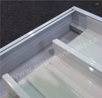 Aluminum Flat Pan Patio Covers And Carports Pictures And