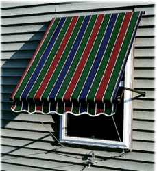 Futureguard Series 5700 Roll Up Fabric Window Awnings In