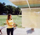 SunSetter Motorized Awnings | Retractable Patio and Deck ...