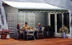 Sunsetter Retractable Patio Awning