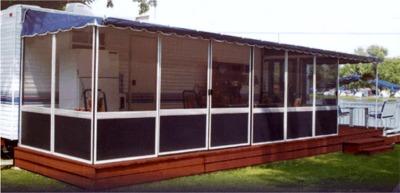 Deck Enclosure Kits Three Sided Patio Enclosures In Canada