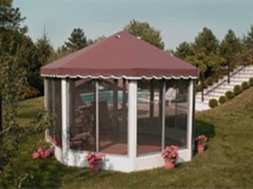 Gazebo / Octagonal Screen Rooms