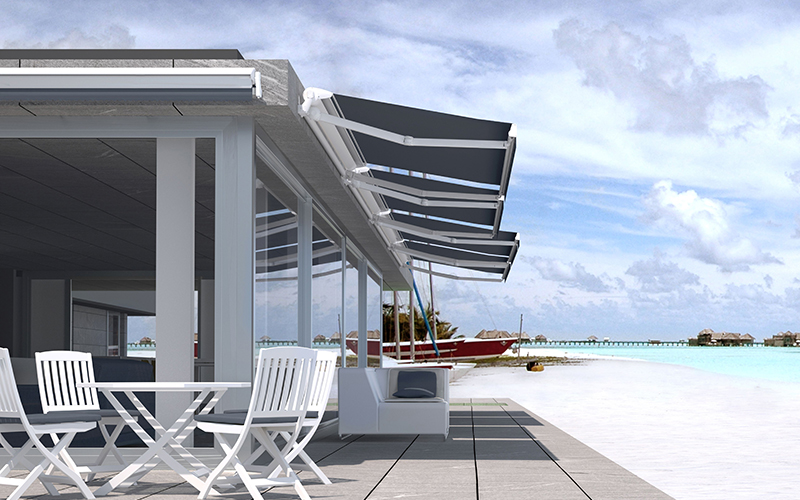 Retractable Awnings and Canopies   Manual and Motorized   Canada ...