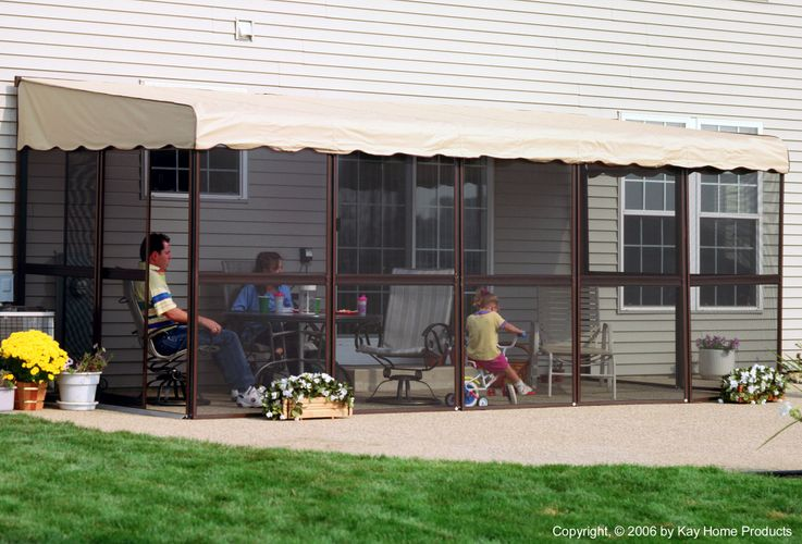 Wall Attached Screened Patio Enclosures. Patiomate; Patiomate; Patiomate;  Patiomate ...