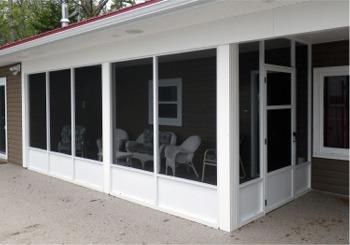 Porch screening kits screen enclosure systems screened walls general information solutioingenieria Gallery